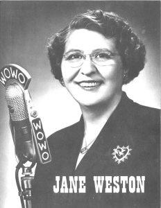 Jane Weston