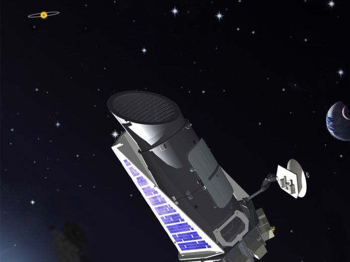 Kepler satellite