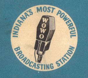 WOWO Indiana's Most Powerful Broadcasting Station