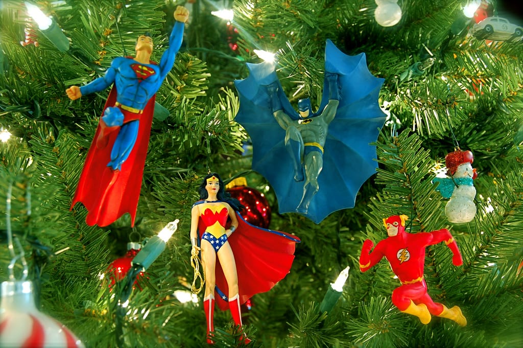 The WOWO Comics Cavalcade: the Justice League Christmas Special ...