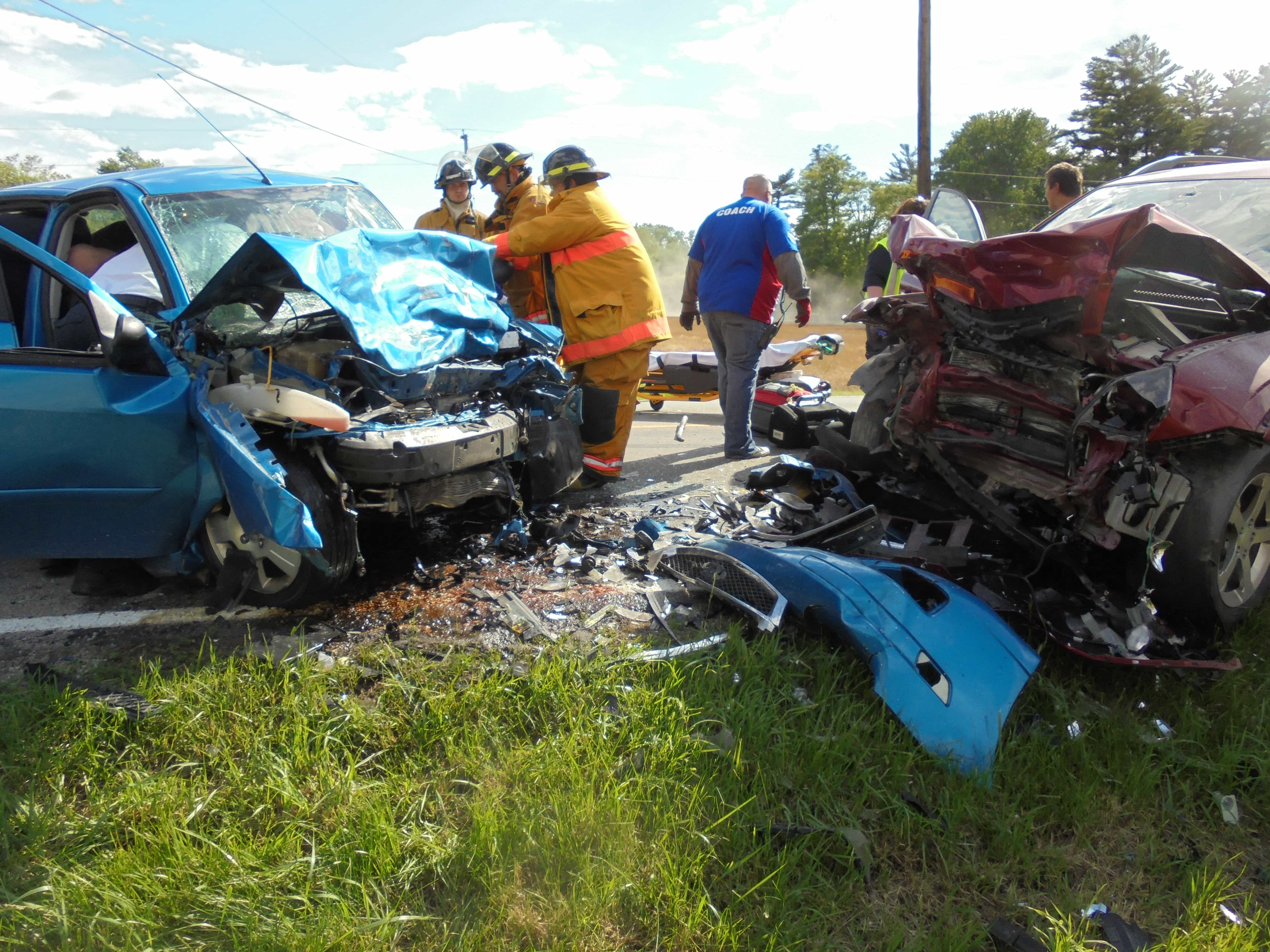 Crash in DeKalb County causes injuries - WOWO 1190 AM | 107 5 FM