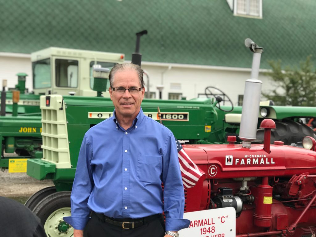 Senator Mike Braun is planning an August tour all around the Hoosier
