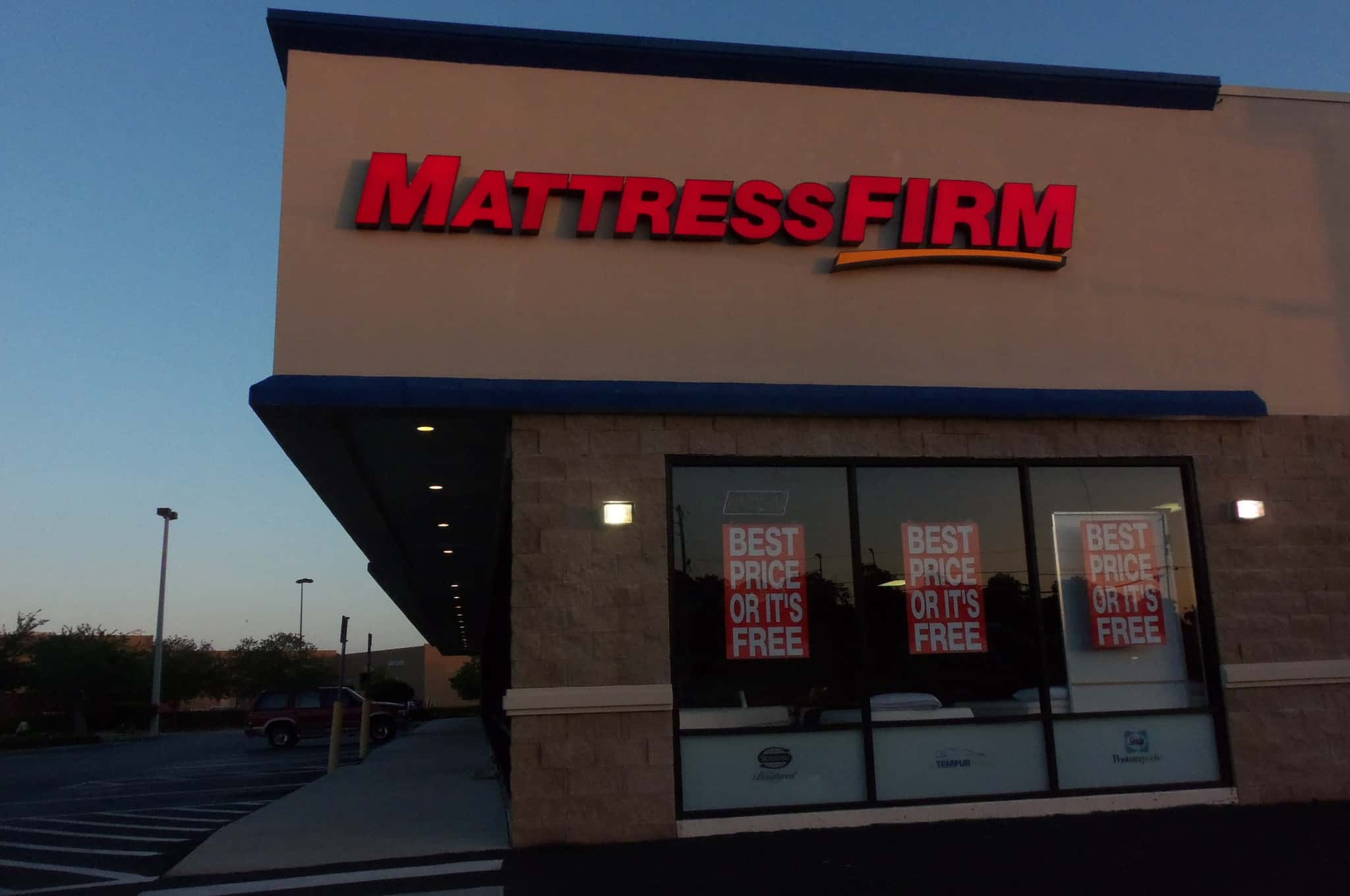 mattress firm files for bankruptcy wowo 1190 am 107 5 fm. Black Bedroom Furniture Sets. Home Design Ideas
