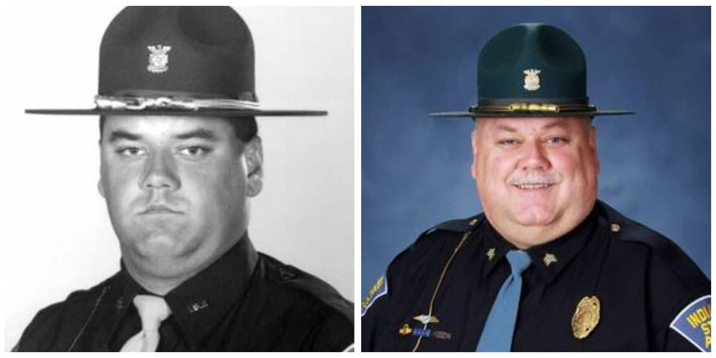 Two Indiana State Police Sergeants to become County Sheriffs