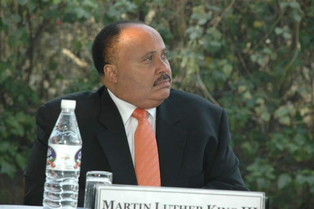 Martin Luther King III is coming to Fort Wayne next week ...